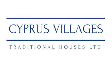 Cyprus Villages Traditional Houses Logo