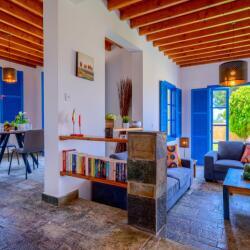 The Olympians Latchi Beach Villas For Rent Livingroom